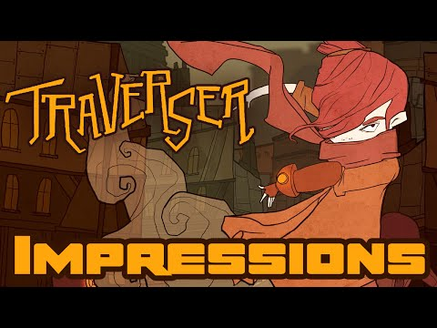 Beware The Raven Corporation - Traverser Gameplay & First Impressions