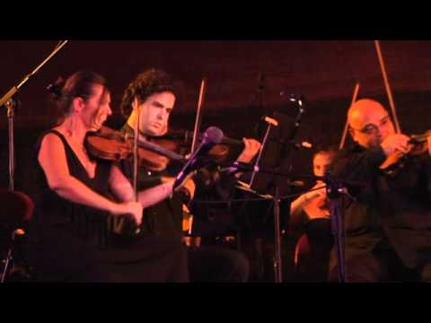 ORCHESTRA D'ARCHI B. MADERNA 17° FESTIVAL DI MUSICA POPOLARE 26-8-2011