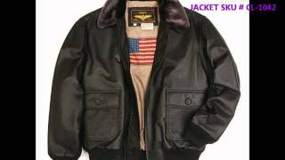 Cloud9Leather.com is a premium online retailer for Leather Jackets including men's and women's leather jackets, flight jackets, bomber jackets,  baseball jackets, varsity jackets and much more!