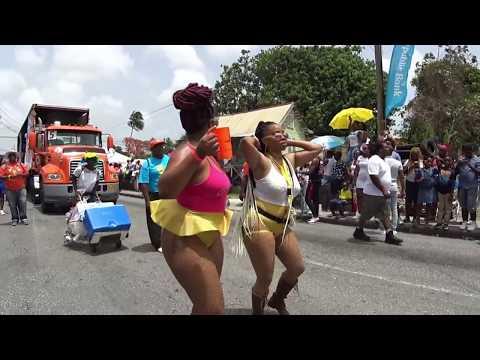 Crop Over 2018 Kadooment Day Barbados [miami carnival 2018 ps]