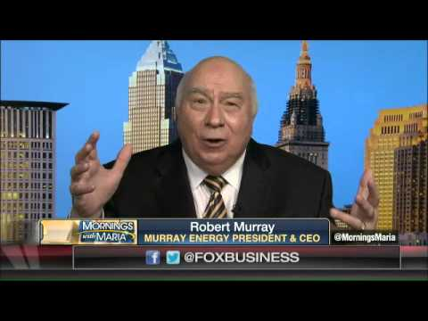 Murray Energy CEO: Obama Is Destroying Reliable, Low-cost Power