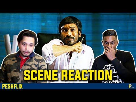 3 Moonu Climax Scene Reaction | Dhanush | PESHFlix Entertainment