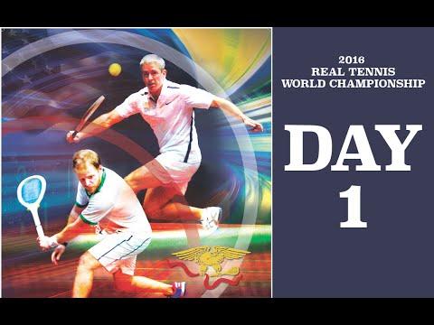2016 World Championship - Day 1
