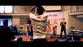Vocal Group Fisip UI @ UI Art War 2012 part 1