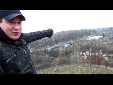 Нолинск  Октябрь  Нагорная часть города  - Nolinsk. October. The Mountainous Part Of The City