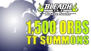 🌟🌟1,500 ORBS - TT SUMMONS UNIQUE DUOS 🌟🌟 Bleach Brave Souls