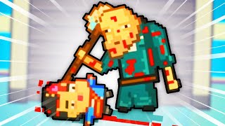 Helping The Janitor's Murder Rampage in Kindergarten 2