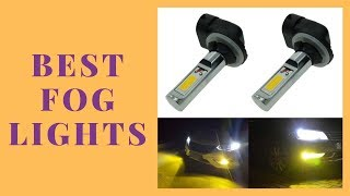 The 6 Best Fog Lights For Your Car Review
