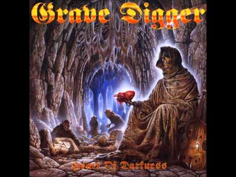 Grave Digger -  Hate HQ