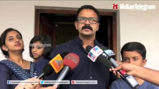 Jayasurya Reaction on state award