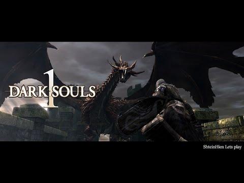 Щас бы Dark souls 1 пройти на клавиатуре в 2016 - Часть первая.