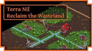 Terra Nil: Reclaim the Wasteland - (Ecosystem Reconstruction Builder)