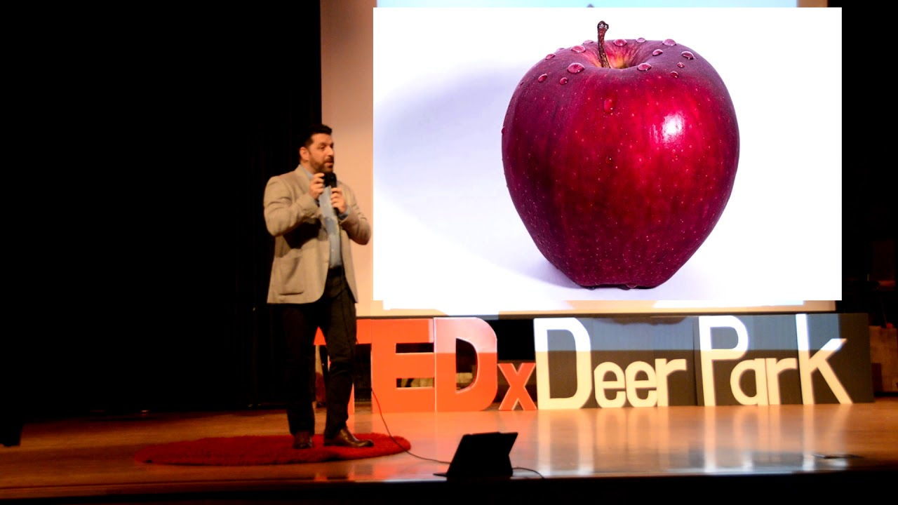 The Impact of Innovation via Disruption | George Andriopoulos | TEDxDeerPark