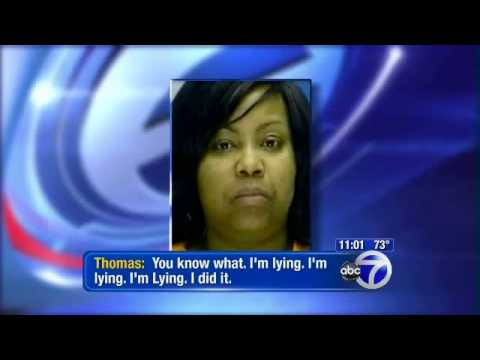 Mother Decapitates 2-year-old Son, 911 Call Released Confession(Listen) WTF?