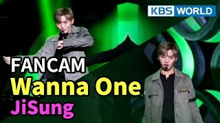 [FOCUSED] Wanna One's Yoon Ji Sung - Boomerang [Music Bank / 2018.04.06] Mp3