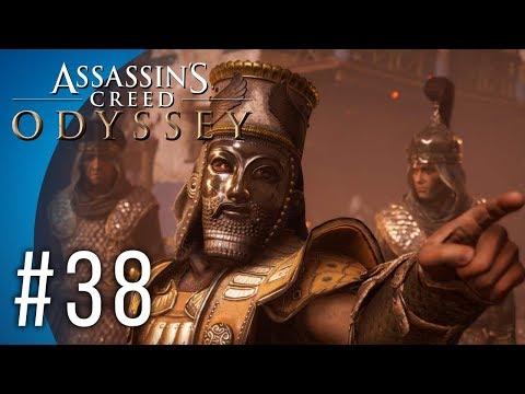 Assassin's Creed: Odyssey #38 (Hidden Blade DLC) thumbnail