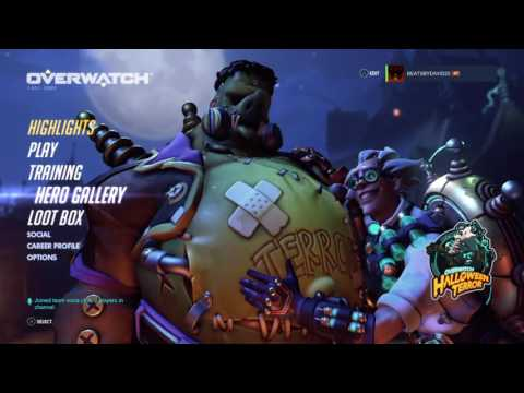OdensWrath Broadcasts Overwatch Special
