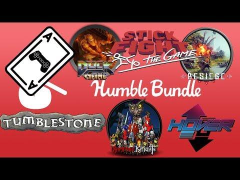 CG4E Juega EN VIVO: Humble Bundle Multiplayer Extravaganza