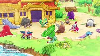 Pokémon Mystery Dungeon: Rescue Team DX-Secret of the Makuhita Dojo
