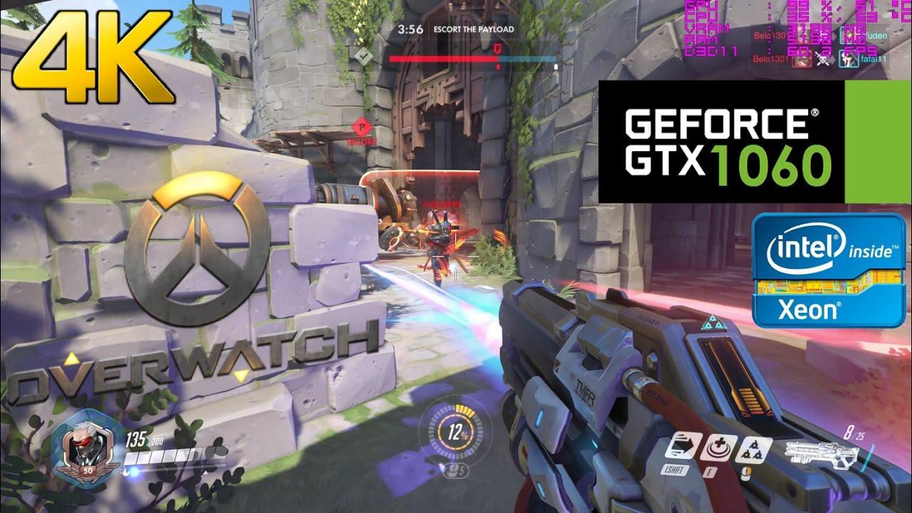 Overwatch Fps Drops Gtx 1070