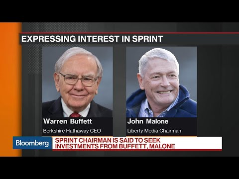 Sprint Looks for Help From Buffett and Malone