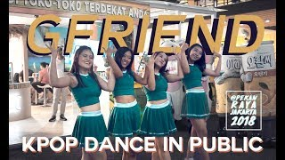 [KPOP IN PUBLIC CHALLENGE] GFRIEND (여자친구) - LOVE WHISPER + GLASS BEAD + DANCE BREAK Dance Cover