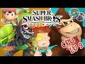 FUNnel Boy plays SUPER SMASH BROS ULTIMATE! That's One Tough Monkey! (FB Gaming #2)