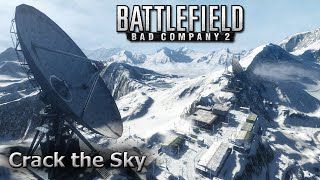 "Battlefiled: Bad Company 2. Mission 5 ""Crack the Sky"""