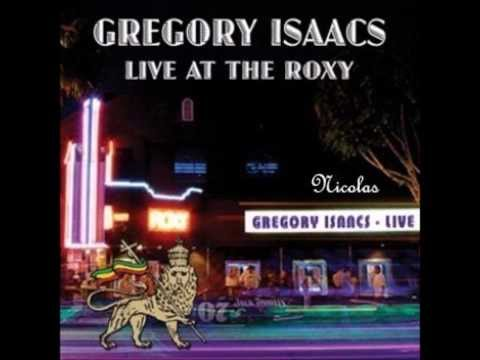 Gregory Isaacs - Party In The Slum - Live ( 1982 ) HD