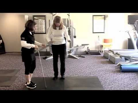 Forward Lunge - Assessing Hip Stability for Golfers