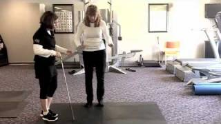Forward Lunge - Assessing Hip Stability