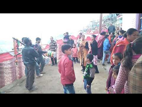 Sarji Marriage Dance At Doda