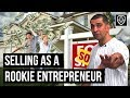 How to Sell as a Rookie Entrepreneur
