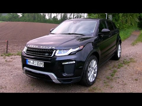 2016 Range Rover Evoque TD4 (150 HP) TEST DRIVE | by TEST DRIVE FREAK