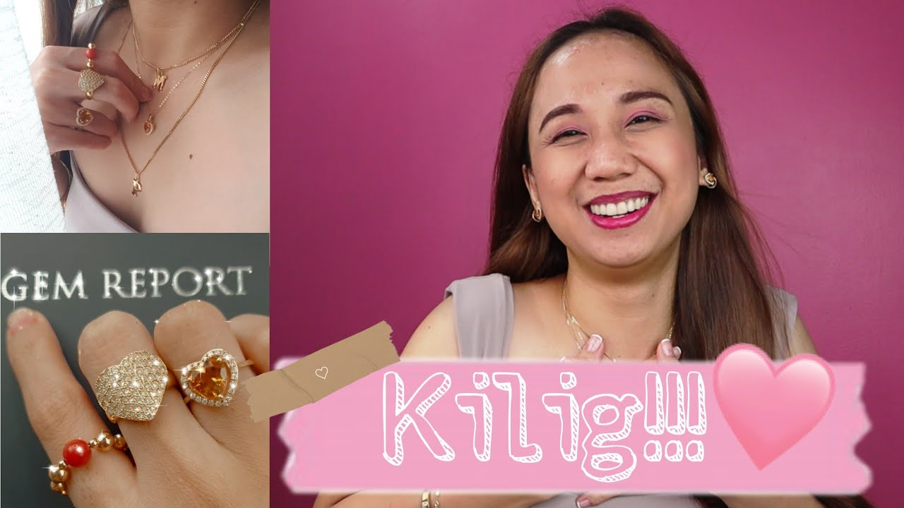 MY FIRST EVER CITRINE JEWELRY+ VCA RING ALA HEART E! (JAPAN VERSION NAMAN!) UNBOXING & REVIEW