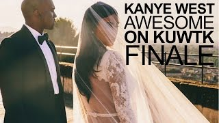 For more about Keeping Up With the Kardashians Season 9 Finale review including Kanye West new song Awesome, please visit: ...