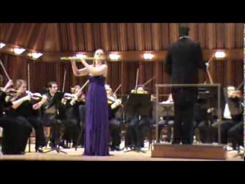 Concerto for Flute and Orchestra, Op. 8 by Otar Gordeli