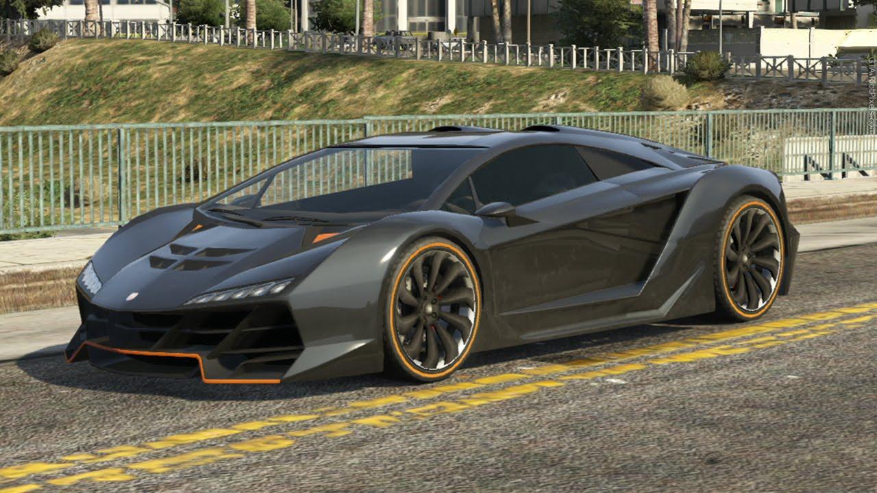 Gta  Online Fastest Sports Car