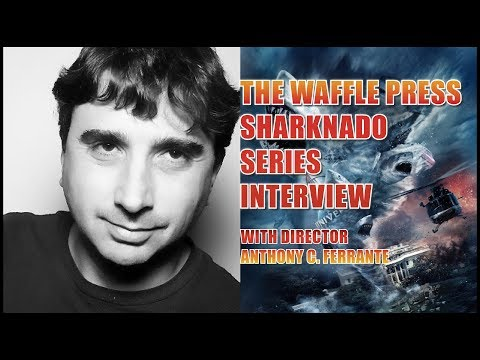 Shark Week Special with guest Anthony C. Ferrante director of Sharknado