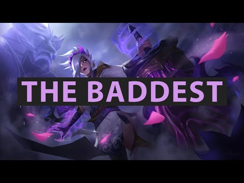 """The Baddest"" - Spirit Blossom Riven Montage"