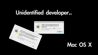 Open unidentified app mac  How to Allow Apps from