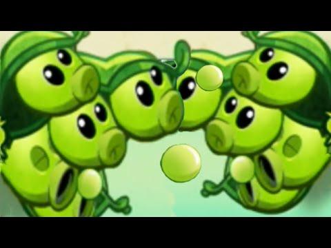 Plants vs. Zombies Heroes - Pea Pod Domination!