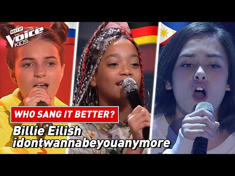 Who Sang Billie Eilish'