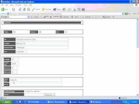 lathyala - Real estate management system project documentation