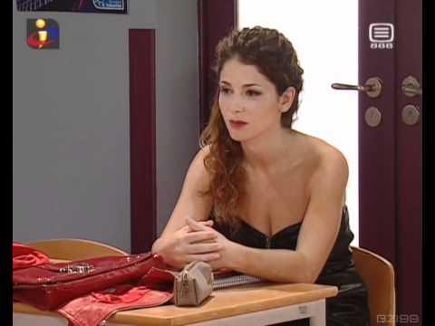 "A ""Moranguita"" Gabriela Barros"