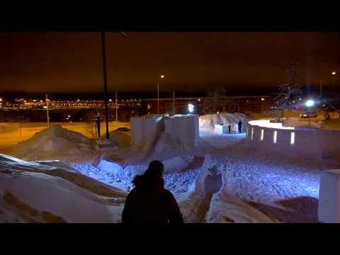 Kiruna (Sweden) - Northern Lights