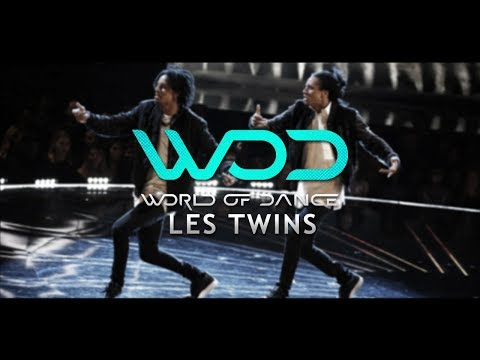 6LACK - Never Know (Les Twins World of Dance 2017: The Cut Edit)