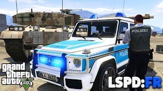 GTA 5 LSPD:FR - MILITÄRBASIS und PANZERKONTROLLE! - Deutsch - Polizei Mod #30 Grand Theft Auto V