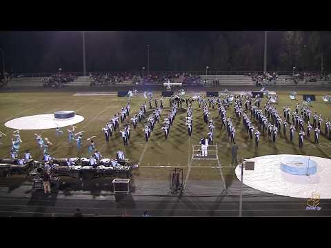 Dorman High School Marching Band 10/27/2018
