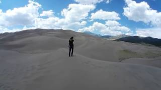Great Sand Dunes, Colorado 360 VR Travel Guide